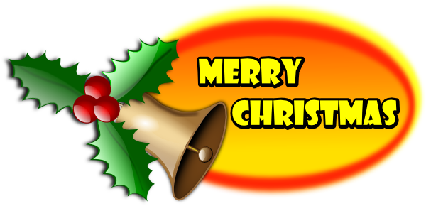 free clipart merry christmas banner - photo #29