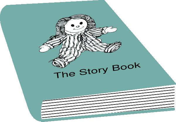 Story Book Clip Art At Clker.com