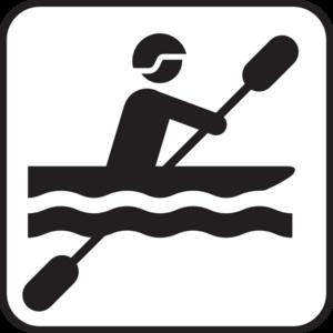 Kayak Clip Art at Clker.com - vector clip art online, royalty free ...
