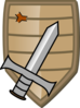 Sword And Shield Clip Art