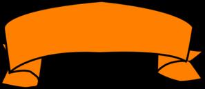 Orange Banner Clip Art at Clker.com - vector clip art ...