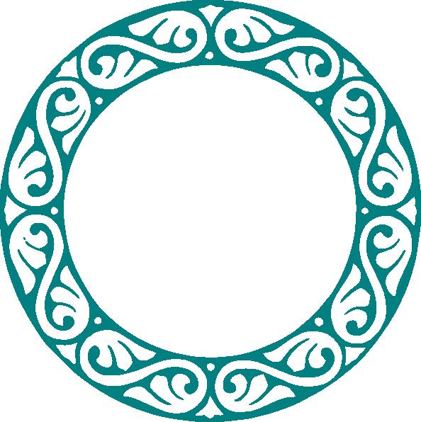 Decorative Circle Clip Art at Clker.com - vector clip art online ...