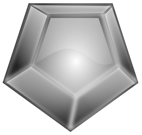 Diamond Shape Clip Art at Clker.com - vector clip art ...