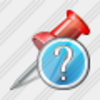 Icon Office Button Question Image