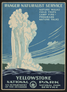 Yellowstone National Park, Ranger Naturalist Service Image