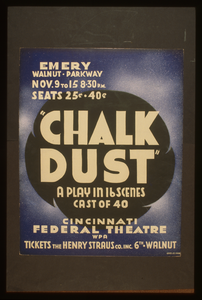 Chalk Dust  A Play In 16 Scenes, Cast Of 40 Image