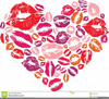 Free Animated Kisses Clipart Image
