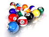 Billiard Balls Set Image