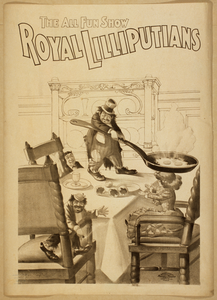 Royal Lilliputians The All Fun Show. Image