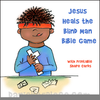 Jesus And The Blind Man Clipart Image
