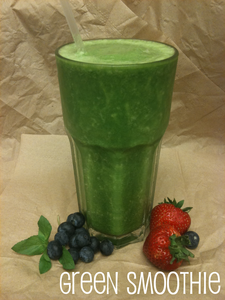 Green Smoothie Image