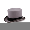 Top Hat Tails Clipart Image