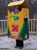 Crayon Sharpener Costume Image