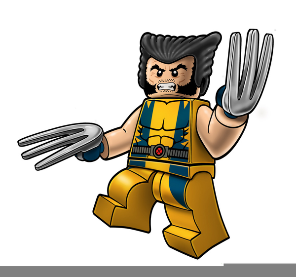 marvel wolverine clipart free images at clker com vector clip rh clker com wolverine clipart black and white michigan wolverine clipart