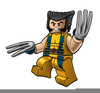 Marvel Wolverine Clipart Image