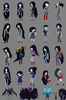 Marceline Outfits Image