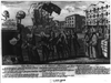The Repeal, Or The Funeral Procession Of Miss Americ-stamp Image