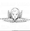 Guardian Angel Clipart Image