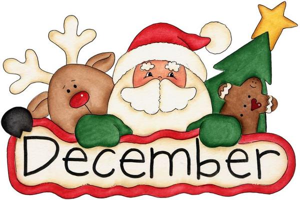 Image result for december clipart