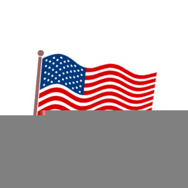 Free Clipart American Flag Free Images At Clker Com Vector Clip Art Online Royalty Free Public Domain