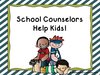 Clipart Of A School Counselor Image