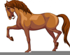 Animated Horse Running Clipart Image