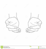 Open Hand Free Clipart Image