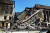 Damaged Section Of Pentagon Image