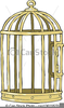 Clipart Pictures Bird Cage Image