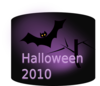 Scary Bat Night Clip Art
