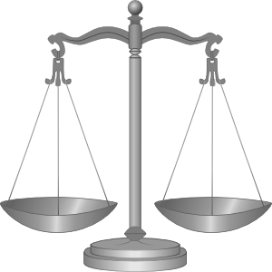 Settlement Law Justice Clip Art