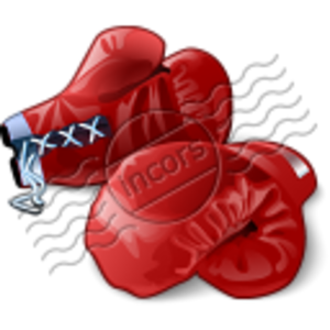 Boxing Gloves Red 7 Image