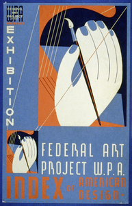 Wpa Federal Art Project In Ohio Presents Exhibition [of] Index Of American Design Image