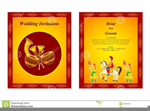 Indian Wedding Cards Vector Clipart Free Images At Clker Com Vector Clip Art Online Royalty Free Public Domain