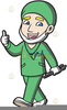 Clipart Doctor Cartoon Image