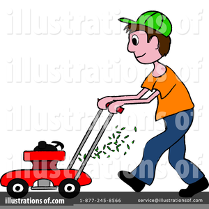 free lawn mowing clipart free images at clker com vector clip rh clker com Free Picture of Lawn Service free cartoon lawn mower clipart