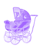Purple Carriage Image
