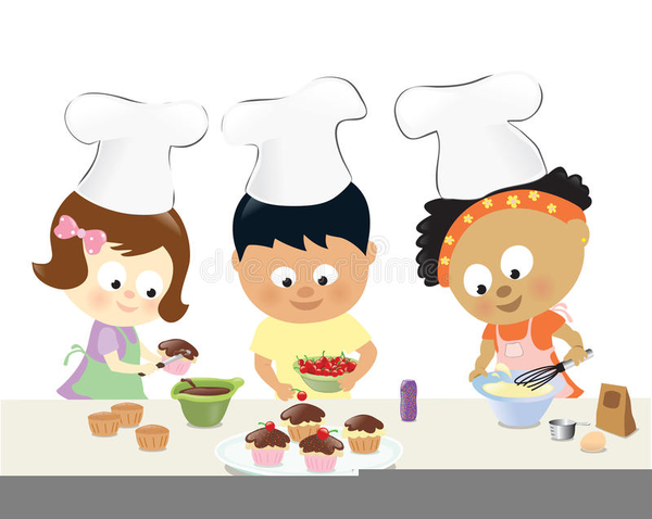 Free Kids Cooking Clipart | Free Images at Clker.com ...