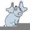 Horton Hatches An Egg Clipart Image