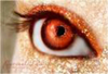 Orange Eye Contacts Image