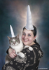 Cat Family Photo Unicorn Image
