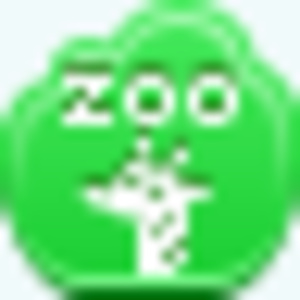 Free Green Cloud Zoo Image