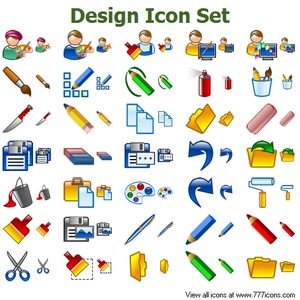 Design Icon Set Image