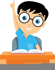 Free School Classroom Clipart Image