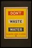 Don T Waste Water Image