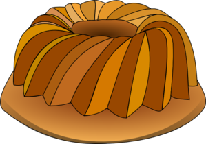 Clipart Pictures Of Bundt Cakes : Bundt Cake Clip Art at Clker.com - vector clip art online ...