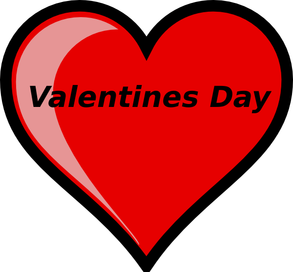 valentines day clip art for friends - photo #27