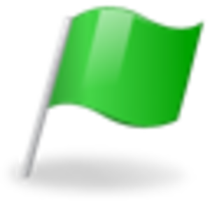 Flag Green Image