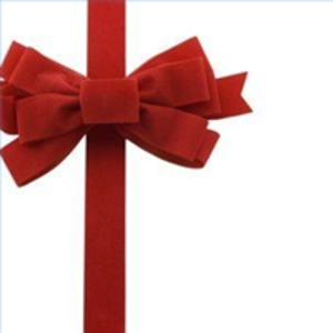 Tie Gift Wrap Bow X Image