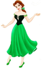 Free Disney Princess And The Frog Clipart Image